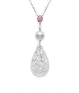 Model Perhiasan Mutiara
