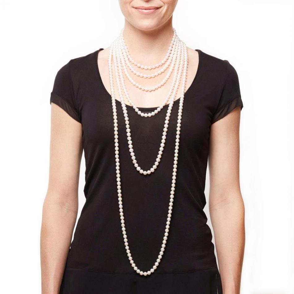 pearl strand length